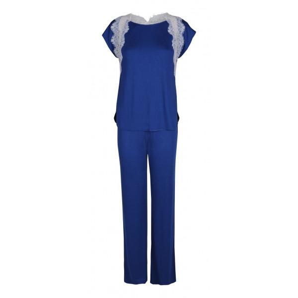 Pyjama manches courtes Chérie 602 Le Chat