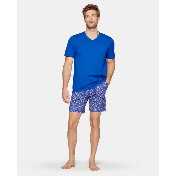 Pyjama short bleu Impetus