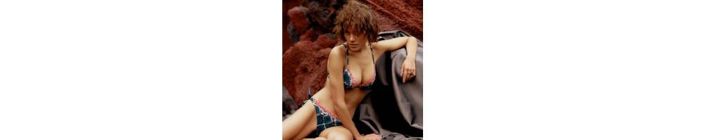 La collection de maillots de bain de la marque de lingerie Chantelle par Mon Dressing Lingerie.