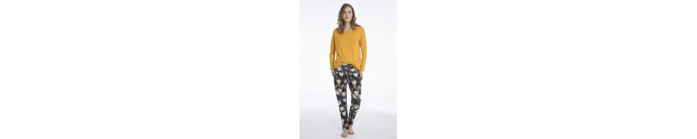 Lingerie de nuit en solde: pyjama, liquette, chemise de nuit, peignoir, nuisette par Mon Dressing Lingerie