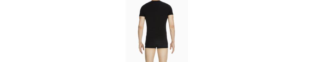 Les tee-shirts de la marque Hom par Mon Dressing Lingerie
